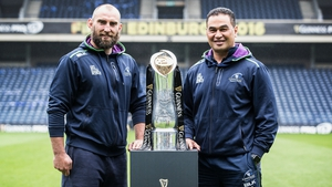 John Muldoon and Pat Lam will work together at Bristol
