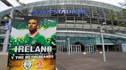 Ireland face the Dutch at the Aviva