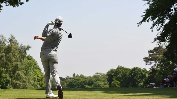 Danny Willett: 'I had a slow walk from 17 to 18 to try and gather my thoughts.'