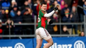 Cillian O'Connor and Mayo face London in Ruislip this weekend