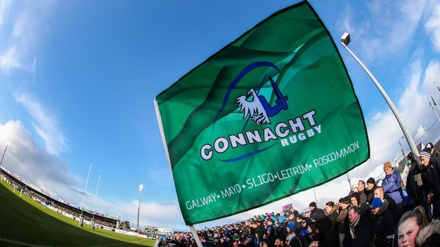 Connacht aiming to defy European odds