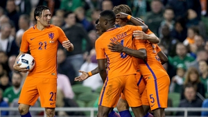 De Jong says Ireland will cause teams problems from set-pieces