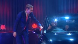 The Late Late Show Extras: Car Giveaway