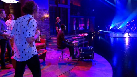 The Late Late Show Extras: Prodi-Jig & Moxie