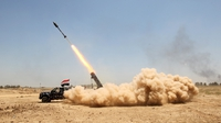 Iraqi army in operation to storm IS-held city