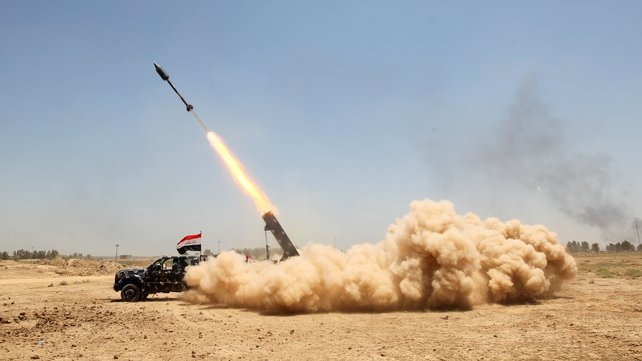Fallujah is one of the two remaining major Iraqi cities still controlled by IS