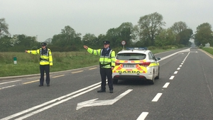 The incident occurred at Waterside Great in Duleek on the N2 Dublin to Slane Road on Friday night