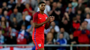 Marcus Rashford has enjoyed a remarkable career trajectory since making his Manchester United debut in February