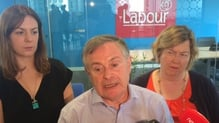 Brendan Howlin also said that he expects another election to be held within 12 months