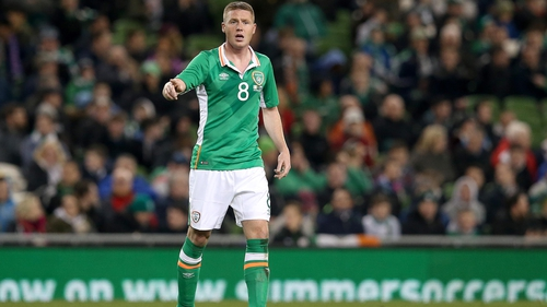 Late goals from James McClean put Republic of Ireland in driving seat