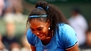 Serena survives stiff test to progress in Paris