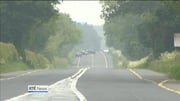 Six One News Web: GSOC investigating two-car collision in Co Meath which left a woman dead