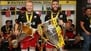 Saracens hold off Exeter to seal double