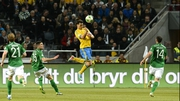 Zlatan Ibrahimovic has scored 62 goals for Sweden