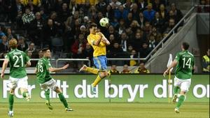 Zlatan Ibrahimovic has scored 62 goals for Sweden