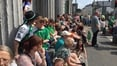 Heroes' welcome for victorious Connacht team