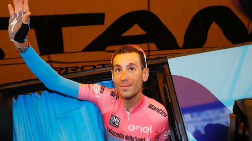 Nibali is one of only six men to win all three grand tours