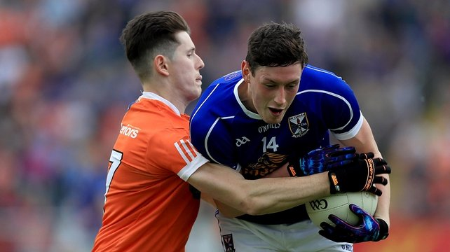 Cavan comfortably ease past Armagh challenge
