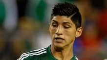Alan Pulido is a Mexican striker for the Greek soccer team Olympiakos