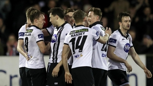 Dundalk left it late at Oriel Park