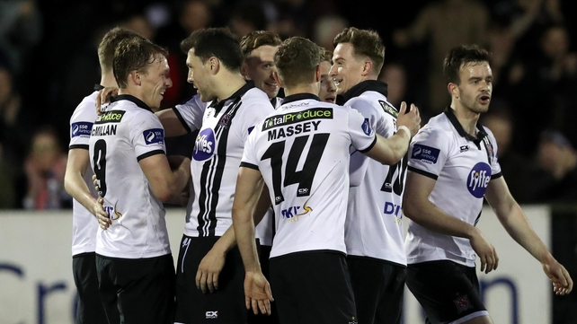 Dundalk strike late to take points against Youths