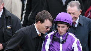 Ryan Moore gets the leg up on Aidan O'Brien's Yucatan