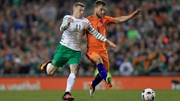 James McClean: 'Holland are not far off the level of teams who we will be playing in France'