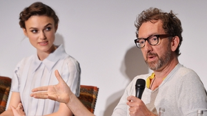 John Carney issues grovelling apology to Keira Knightley