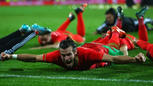 Gareth Bale and Wales reached the semi-finals in 2016