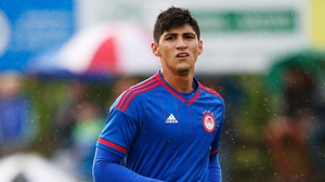 Pulido, playing for Olympiacos, was freed following his kidnap on Sunday