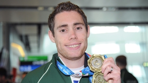 London 2012 champion Jason Smyth will be chasing more gold Paralympic gold medals in Rio