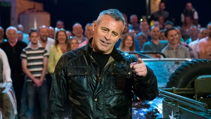 """Matt LeBlanc - """"The time commitment and extensive travel required to present Top Gear takes me away from my family and friends more than I'm comfortable with"""""""