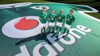 Vodafone agrees deal to sponsor Ireland team