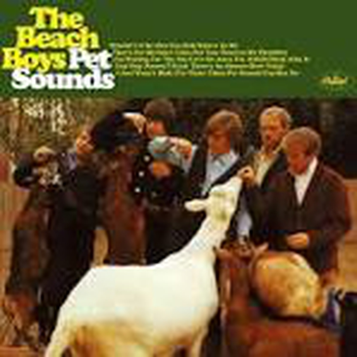 "50th anniversary of ""Pet Sounds"" by The Beach Boys"