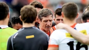 Armagh manager Kieran McGeeney