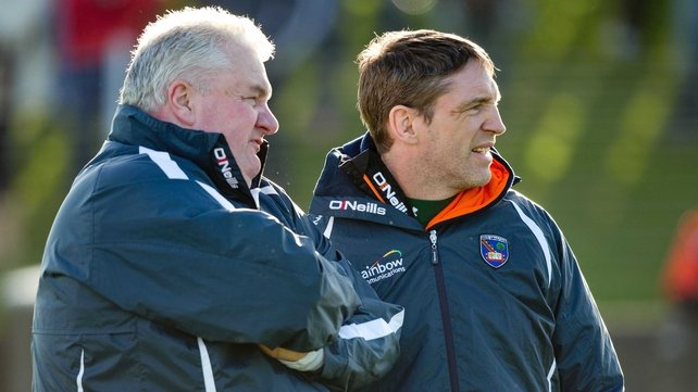 Grimley condemns Brolly's criticism of McGeeney