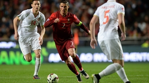 Cristiano Ronaldo once again spearheads Portugal's challenge