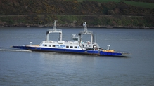 The Passage East Ferry makes an average of 112 sailings a day during the summer months