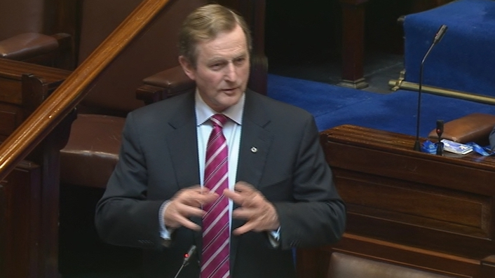 Increased pressure on Enda Kenny as leader of Fine Gael
