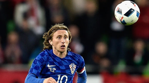 Modric faces perjury charges in Croatian corruption trial