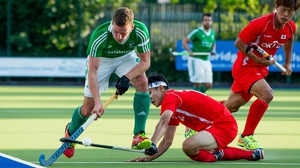 Jonathan Bell and Ireland put in an inspired display to beat Korea
