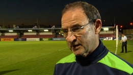 Euro 2016 Extras: Martin O'Neill Post-Squad Announcement