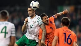 International Soccer Friendly 2016: ROI V BLR