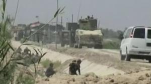 Iraq launched a major operation on 23 Mayto retake Fallujah