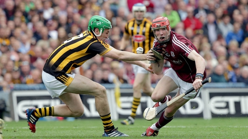 Galway's Conor Whelan in action in last year's All-Ireland final defeat to Kilkenny at Croke Park