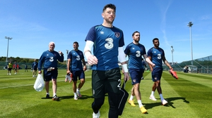 Keiren Westwood will be on the plane to France