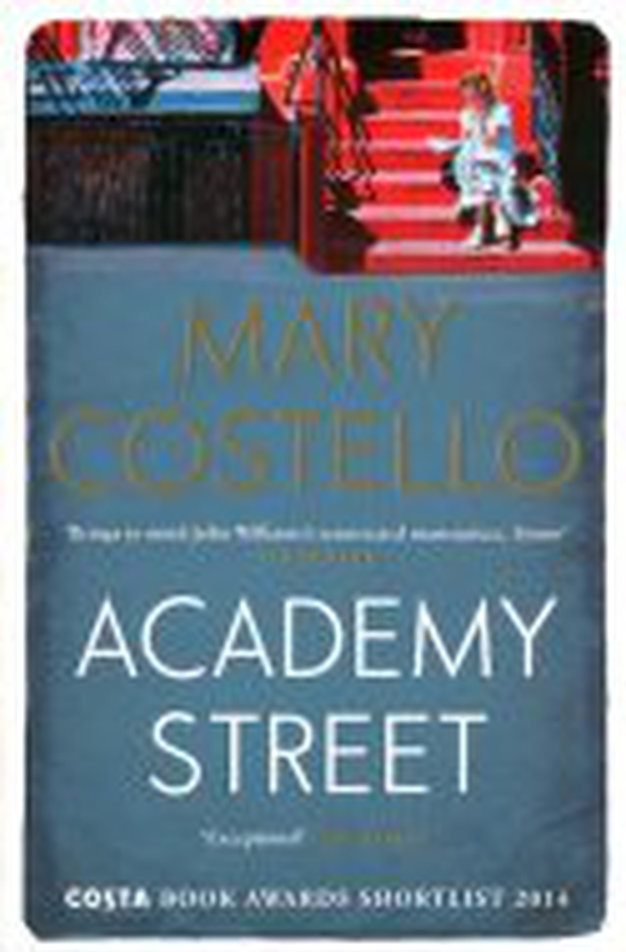 "International Dublin Literary Award shortlist - ""Academy Street"" by Mary Costello"