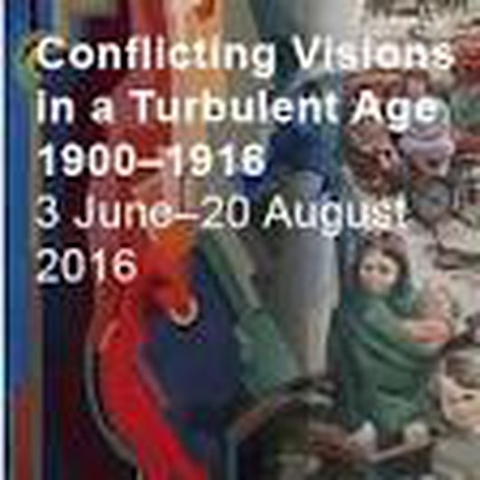 """Conflicting Visions in a Turbulent Age 1900-1916"" at Crawford Gallery Cork"