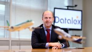 Datalex CEO Aidan Brogan