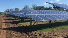 The 30-acre solar farm cost £5m to build